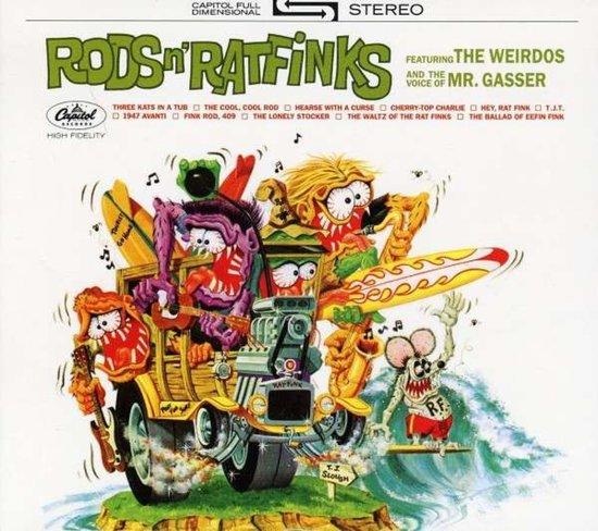 Rods 'N Ratfinks -Ltd-