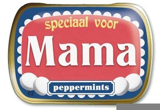 Blikje Mini Mints - Voor de liefste mama