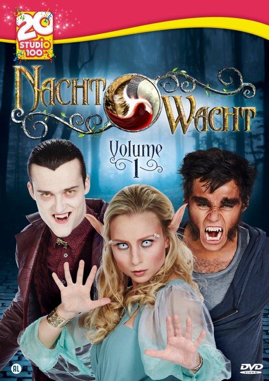 Nachtwacht Volume 1 - 20 Jaar Studio 100