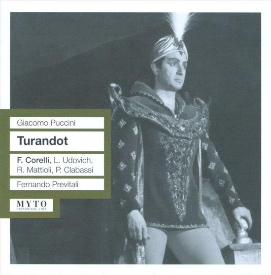 Puccini: Turandot (Rai 13.12.1958)