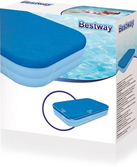 Bestway Afdekhoes Familie zwembad 305cm