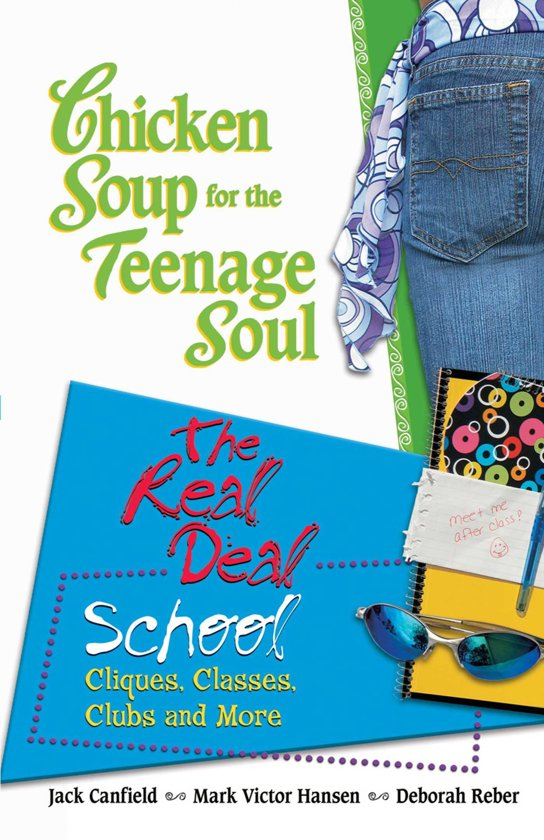 Ebook Chicken Soup For The Teenage Soul