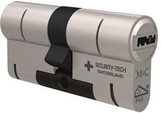 M & C Color Pro Anti kern & cilindertrek cilinder 32/32 skg***  incl. 3 color Pro sleutels