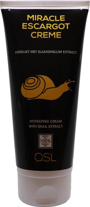 Miracle Escargot Crème 200ml|Slakkengel|Slakkencreme|Slakkenslijmgel