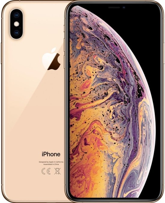 Apple iPhone Xs Max - 64GB - Goud