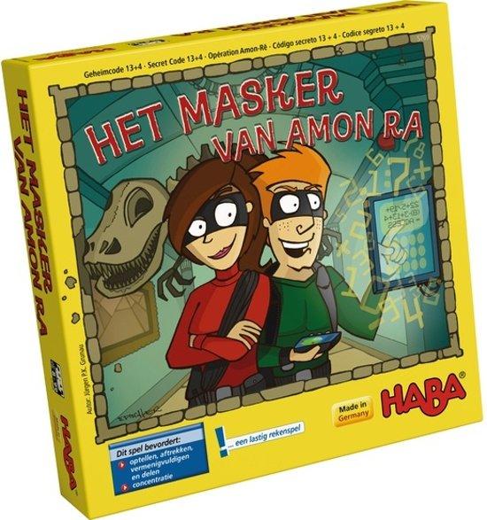 Haba Spel Spelletjes vanaf 7 jaar Het makser van Amon Ra