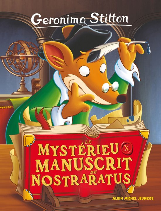 Le Mystérieux Manuscrit de Nostraratus