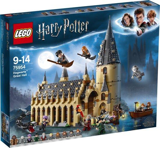 Afbeelding van LEGO Harry Potter De Grote Zaal van Zweinstein - 75954 speelgoed