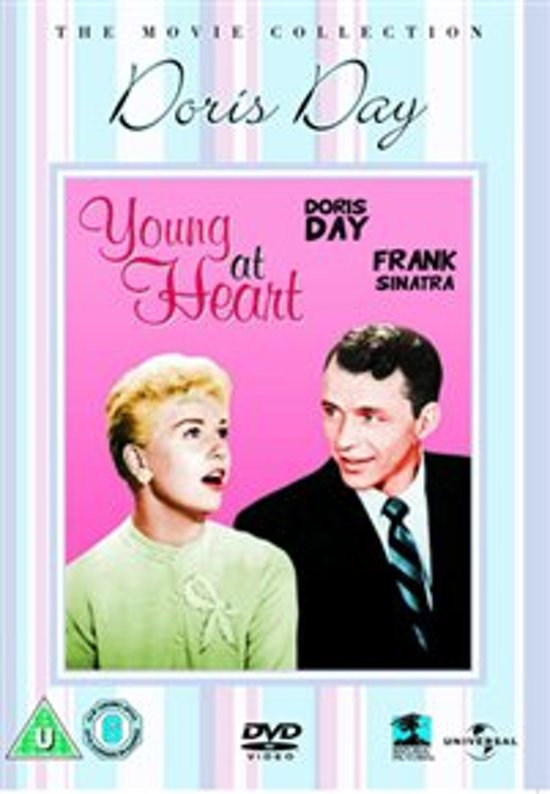 DVD cover van Young At Heart