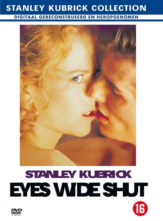 DVD cover van Eyes Wide Shut