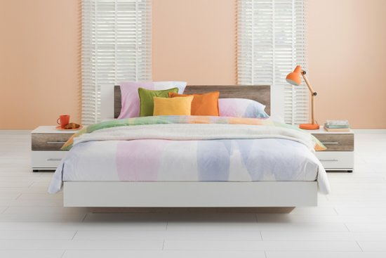 bol oaklyn bed wit 149 x 204 cm