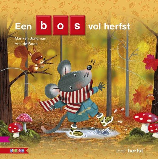 Afbeeldingsresultaat voor herfst in het bos boek
