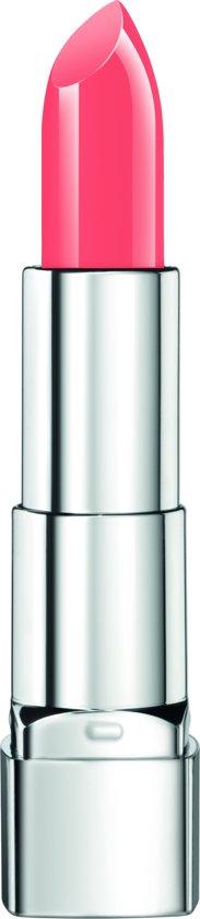 Rimmel London Moisture Renew Sheer & Shine - 600 Pink-Rose - Lipstick
