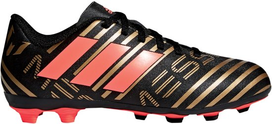 Adidas - Nemeziz 17,4 Football Fxg - Unisexe - Chaussures - Noir - 42 2/3