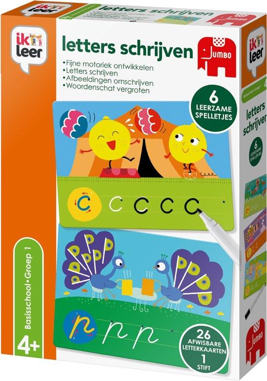 Afbeelding van Ik Leer Letters Schrijven speelgoed