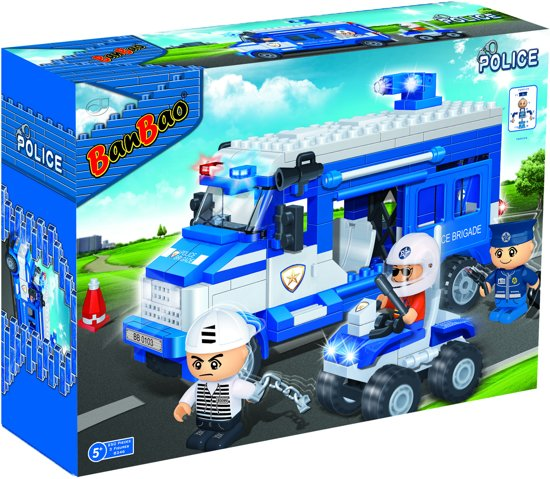Banbao Politie Gevangenen transport - 8346