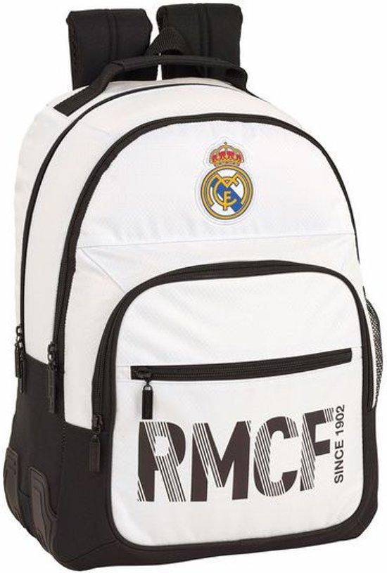 Real Madrid - Rugzak - 42 cm - Wit