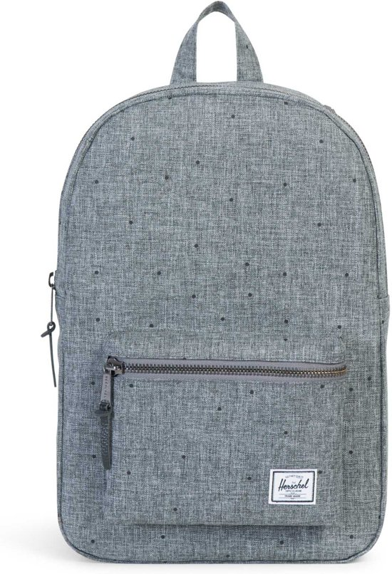 9639d1d4663 Herschel Supply Co. Settlement Mid-Volume - Rugzak - Scattered Raven  Crosshatch