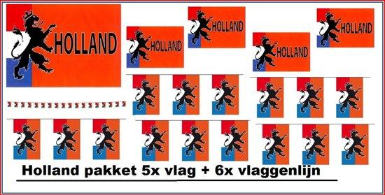Holland Pakket Leeuw Aanbieding