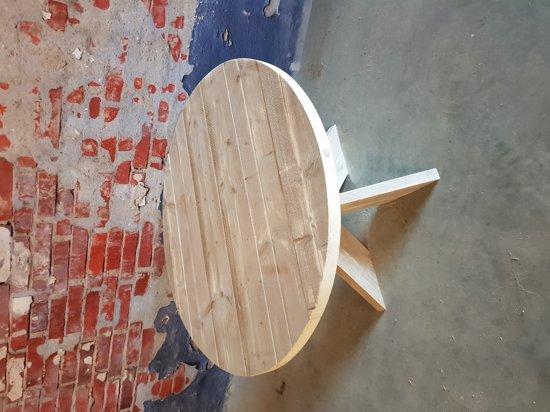 Ronde Tafel Steigerhout : Bol.com ronde tafel steigerhout
