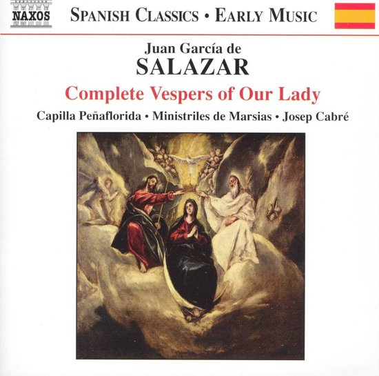 Salazar: Complete Vespers Of O