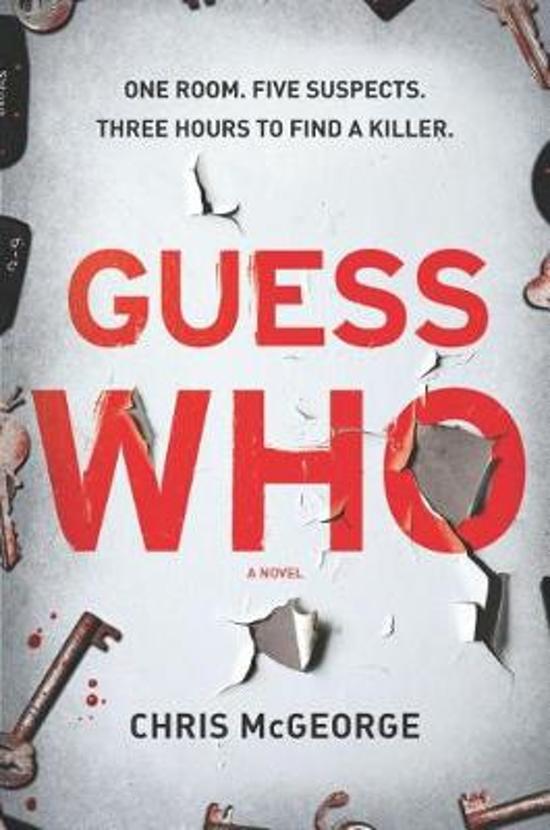Boek cover Guess Who van Chris McGeorge (Hardcover)