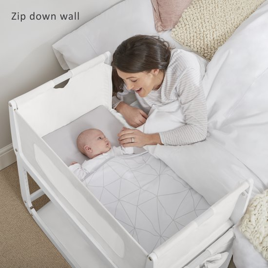 SnuzPod 3 - co-sleeper White