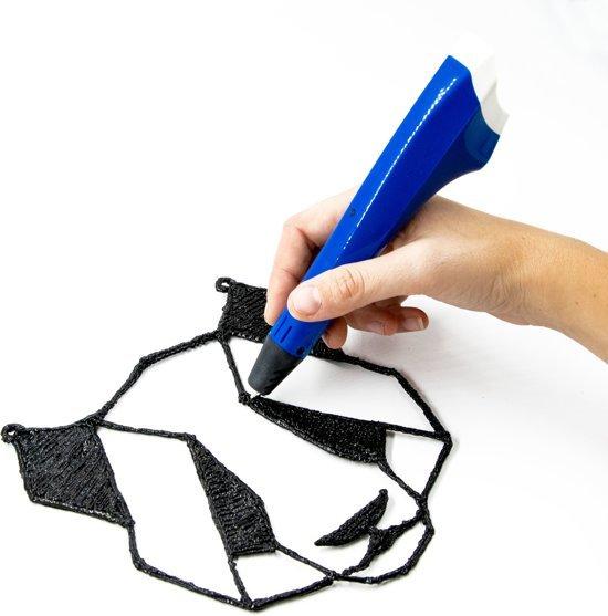 3D Pen XL Starterspakket |Rood| - 3Dandprint