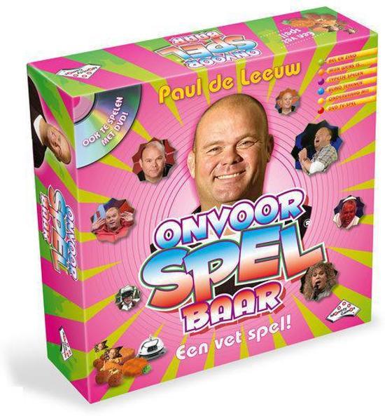 Paul De Leeuw Onvoorspelbaar