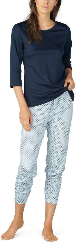 76510c75529 Mey Dames Sonja Pyjama 14953 408 Night Blue