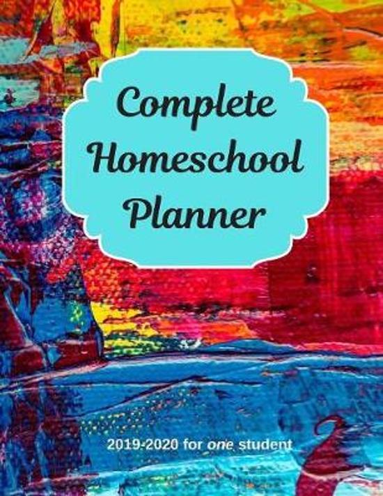 Complete Homeschool Planner