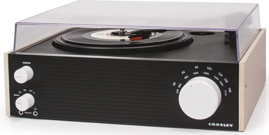 Crosley Switch Bluetooth Platenspeler