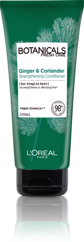 L'Oréal Paris Botanicals Coriander Strength Source - 200ml - Conditioner