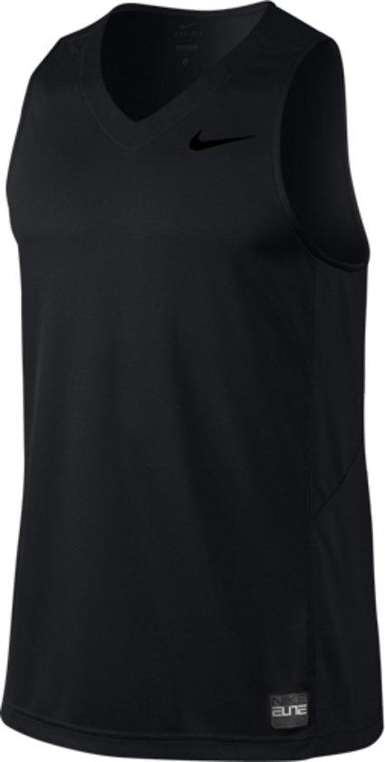 73c83c1e5b2db Nike Elite Basketbal Tanktop - maat S - zwart