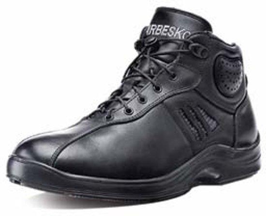 Arbesko 3010 – Lage Werkschoenen O1 FO – Unisex – Zwart maat 45