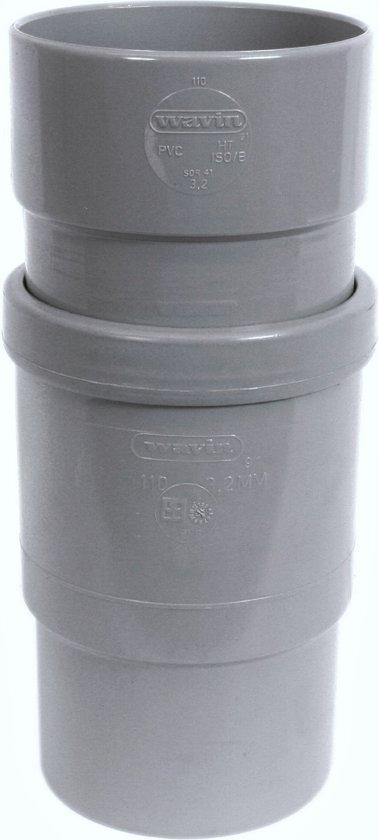 PVC Expansiestuk mof / spie 160mm