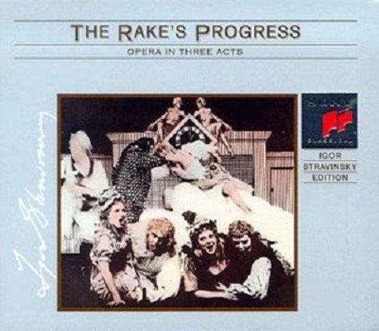 Stravinsky: The Rake's Progress / Stravinsky, Royal PO