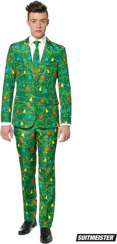Suitmeister Christmas Green Tree- Kostuum - Maat - XL