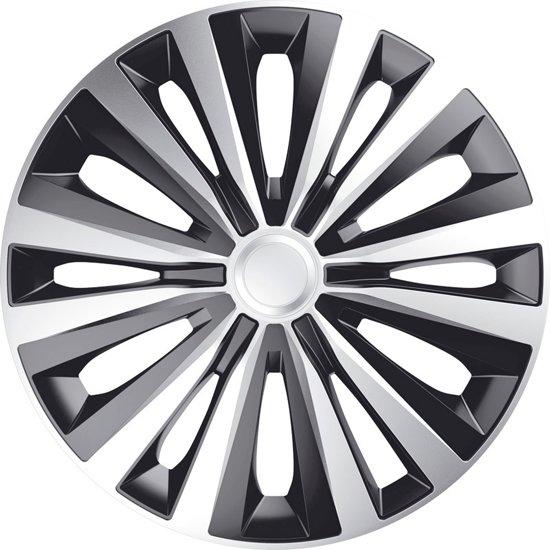 J-Tec Wieldoppen 14 inch Multi zilver/zwart