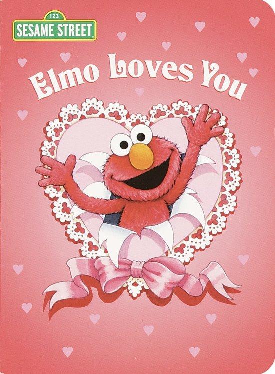 Boek cover Elmo Loves You van Sarah Albee (Onbekend)