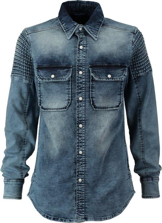 100% topkwaliteit eerste blik speciale verkoop bol.com | CoolCat Jongens Blouse - Stonewashed - 158/164