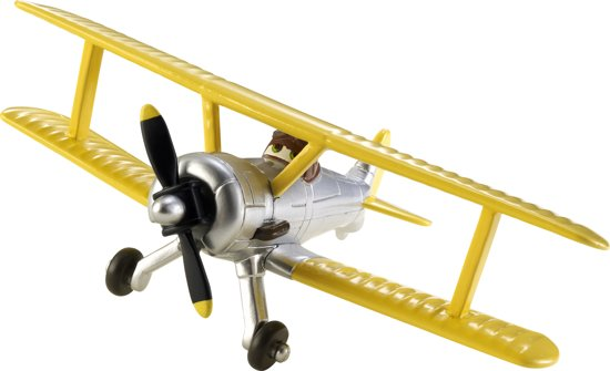 Disney Planes Leadbottom - Vliegtuig Mattel