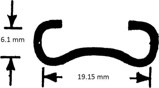 Rc81941 Slede Serie 19