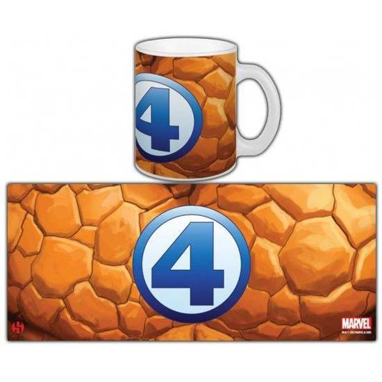 Merchandising MARVEL - Mug - Fantastic 4 - The Thing