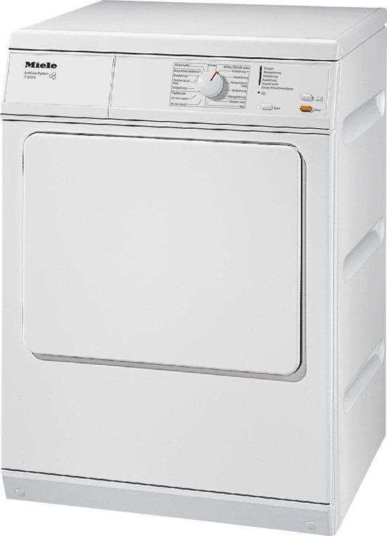 Miele T 8703 LW - Luchtafvoerdroger