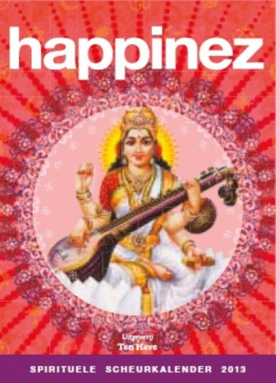 Happinez Spirituele Scheurkalender 2013