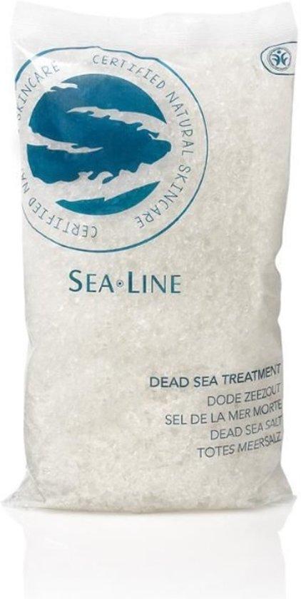 Sea-Line Dode Zeezout - 1000 gr - Badzout