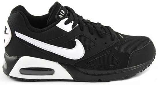 nike air max zwart wit heren