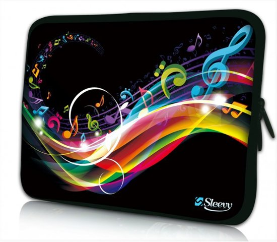 Tablet / iPad hoes muzieknoten - Sleevy in Zweekhorst