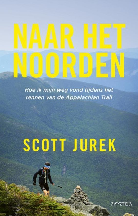 cover van boek 'naar het noorden'
